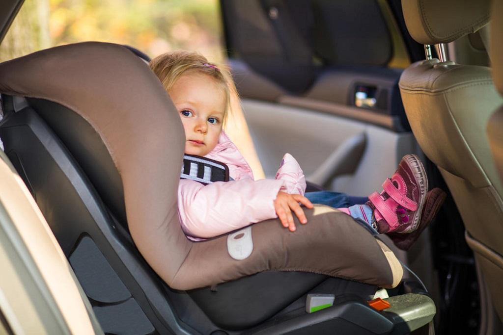 Во всех автомобилях каршеринга могут появиться детские кресла