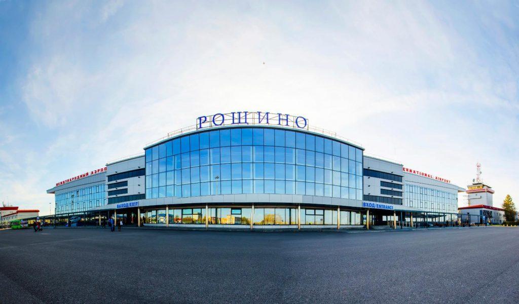 Тюменский аэропорт «Рощино» обзавелся каршерингом